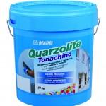 Quarzolite Tonachino, polisztirolos szigetelés